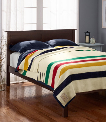 Hudson S Bay Point Blanket Free Shipping At L L Bean