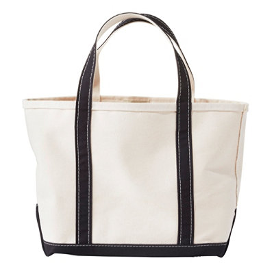 Boat and Tote Bag, Open-Top