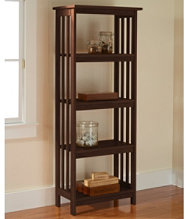 Mission Bookcase, 60