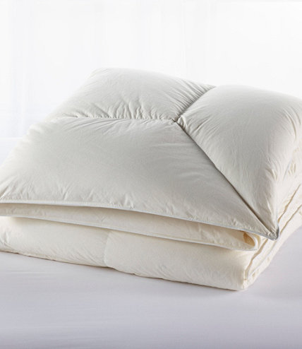 Permabaffle Box Goose Down Comforter Warm Free Shipping