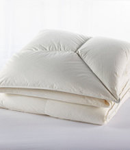 Permabaffle-Box Goose Down Comforter, Warmer