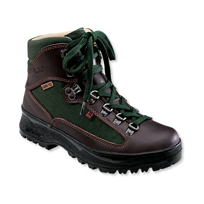 Women's Bean's Gore-Tex Cresta Hiker, Leather/Fabric