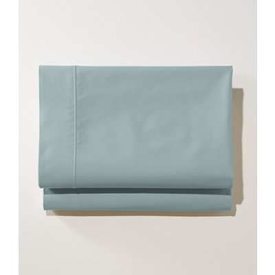 340-Thread-Count Cotton Sateen Sheet, Flat