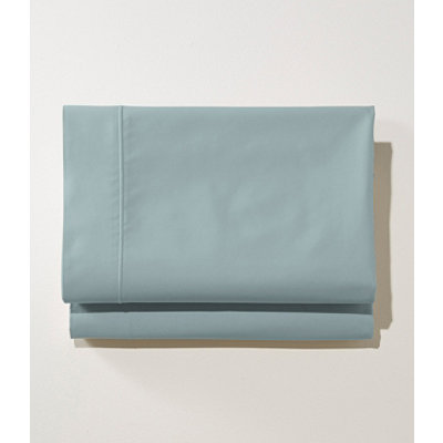 340-Thread-Count Cotton Sateen Sheet, Fitted