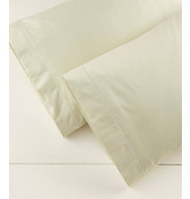 340-Thread-Count Cotton Sateen Pillowcases