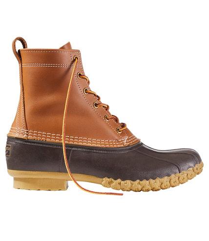 s 8 quot l l bean boots the original duck boot