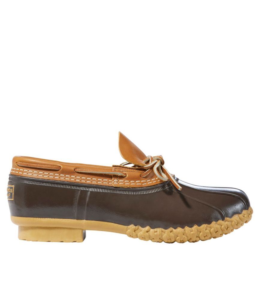 photo: L.L.Bean Men's Bean Boots, Rubber Moc