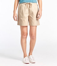 Sunwashed Canvas Shorts