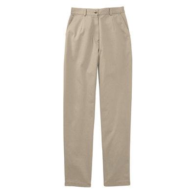 Bayside Twill Pants, Original Fit Plain Front