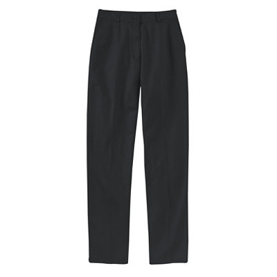 Bayside Twill Pants, Original Fit Plain Front