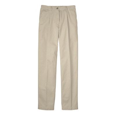 Bayside Twill Pants, Original Fit Pleated Comfort Waist