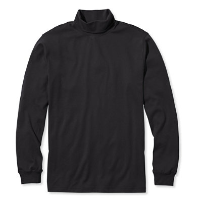 Interlock Turtleneck, Traditional Fit