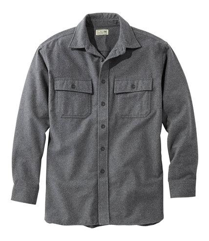 Men S Chamois Shirt Free Shipping At L L Bean