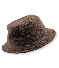 Men's Scottish Tweed Rain Hat with Gore-Tex