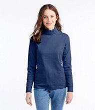 Bean's Interlock Turtleneck