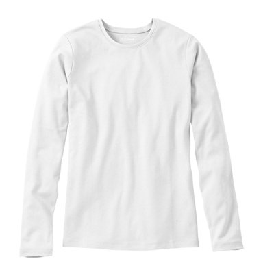 Bean's Tee, Long-Sleeve Crewneck