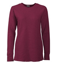 Women's Double-Layer Crewneck