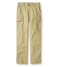 Tropic-Weight Cargo Pants