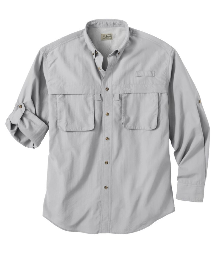 photo: L.L.Bean Men's Tropicwear Shirt