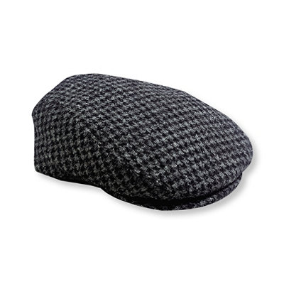 Men's Scottish Tweed Touring Cap with Gore-Tex
