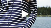 The forever chic French Sailor's Shirt