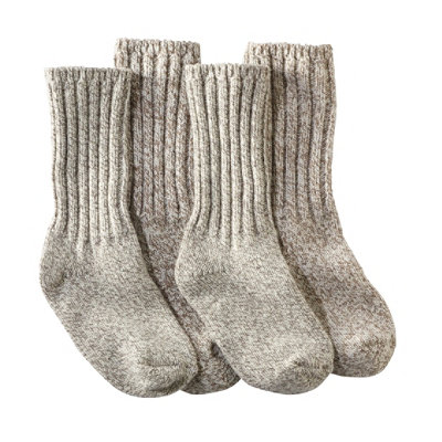 "Merino Wool Ragg Sock, 10"" 2-Pack"