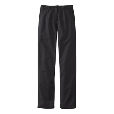 Bayside Twill Pants, Original Fit Plain Front Comfort Waist