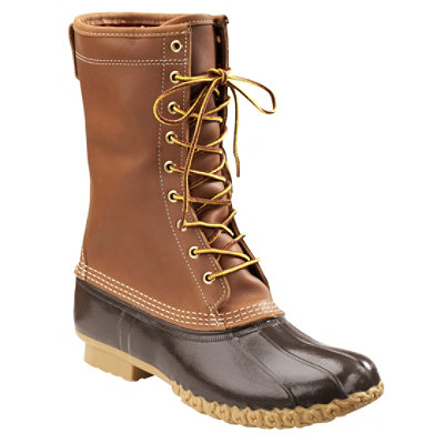 "Men's Bean Boots by L.L.Bean�, 10"" Gore-Tex/Thinsulate"