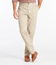 Double L Chinos, Classic Fit Plain Front