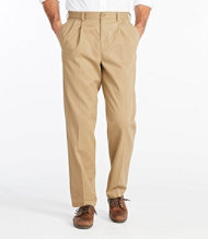 Double L Chinos, Classic Fit Pleated
