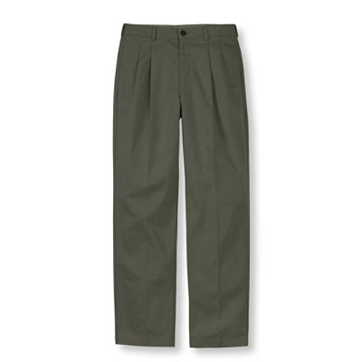 Double L� Chinos, Classic Fit Pleated