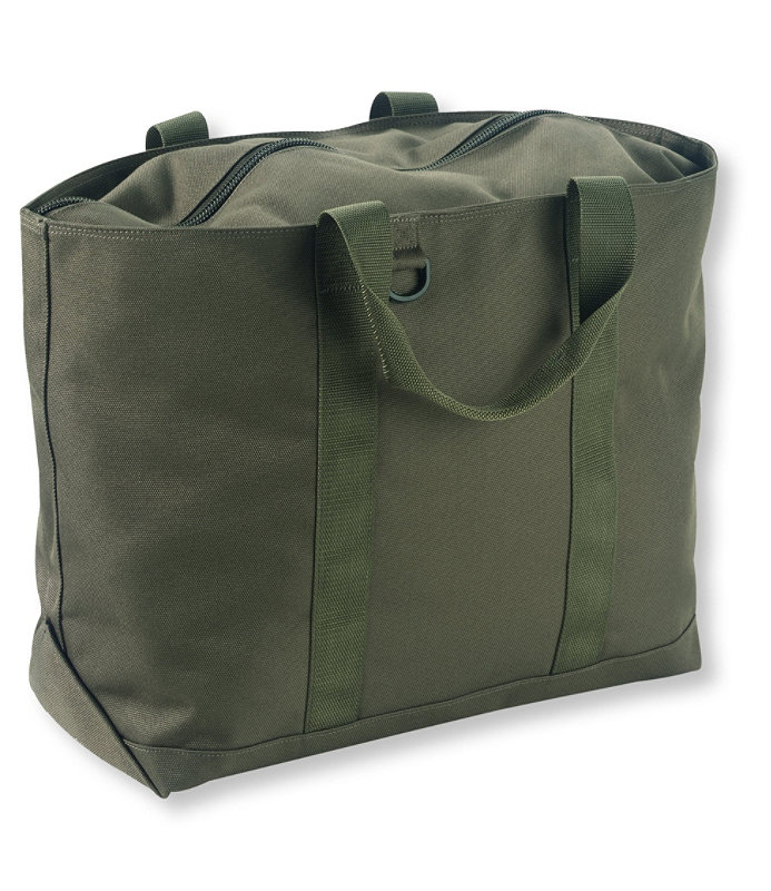Volume Discounts. Hunter's Zip-Top Tote Bag at L.L.Bean Direct to ...