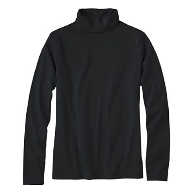 Women's Pima Cotton Turtleneck