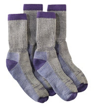 Women's Wool-Blend Cresta Hiking Socks