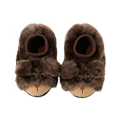 Toddlers' Animal Paws Slippers