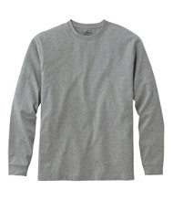 Carefree Unshrinkable T-Shirt, Long-Sleeve