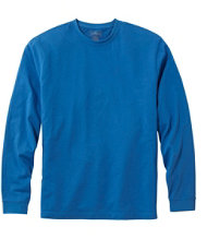 Carefree Unshrinkable Tee,Traditional Fit Long-Sleeve