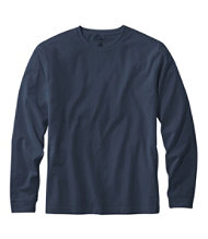 Carefree Unshrinkable Tee, Long-Sleeve