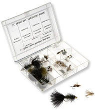 Deluxe Fly Selection, Western