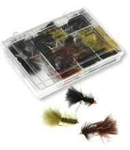 Deluxe Fly Selection, Woolly Bugger