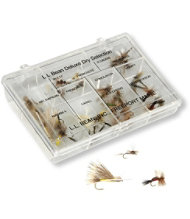 Deluxe Fly Selection, Dry