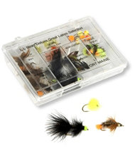 Deluxe Fly Selection, Great Lakes Steelhead