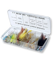 Deluxe Fly Selection, Tropics Saltwater