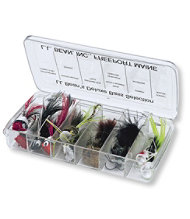 Deluxe Fly Selection, Warm-Water Bass