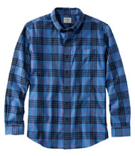 Scotch Plaid Flannel Shirt