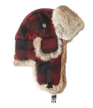 Mad Bomber� Hat, Buffalo Plaid