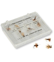 Bean's Essential Fly Selection, Dry Fly