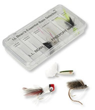 Bean's Essential Fly Selection, Bass
