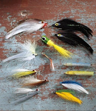 Deluxe Fly Selection, Northeast Saltwater