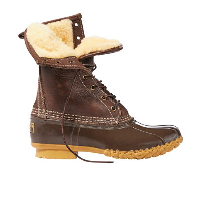 "Women's Bean Boots� by L.L.Bean, 10"" Shearling-Lined"